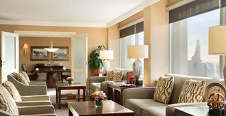 The Fairmont Winnipeg - Winnipeg - Living room