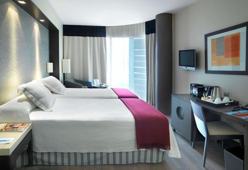 NH特內里費酒店 - 聖塔克魯茲提內 - 聖克魯斯-德特內里費 - 臥室