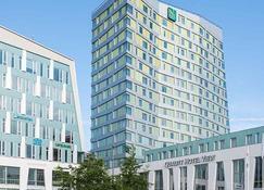 Quality Hotel View - Malmö - Byggnad