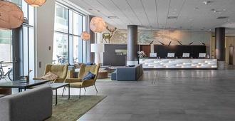 Quality Hotel View - Malmo - Lobby