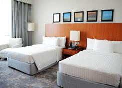 Courtyard by Marriott Kuwait City - Kuwait-Stadt - Schlafzimmer