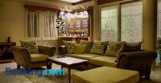 Villa Wellness - Budapest - Sala de estar