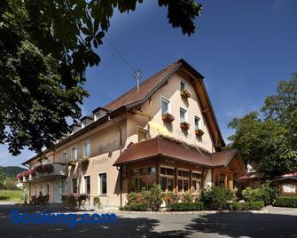 Landgasthof Paradies - Heiligenberg - Gebäude