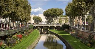 Novotel Suites Perpignan Centre - פרפיניאן - נוף חיצוני