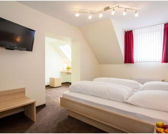 Hotel Alt Westerholt - Herten - Slaapkamer