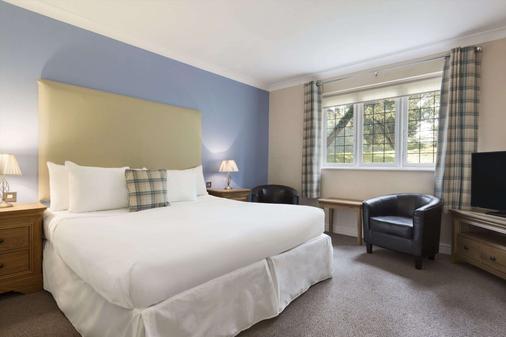 Ramada Resort by Wyndham Cwrt Bleddyn Hotel & Spa - Usk - Schlafzimmer