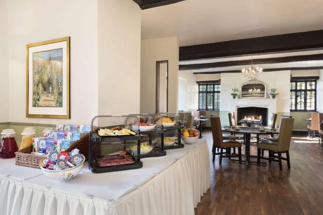Ramada Resort by Wyndham Cwrt Bleddyn Hotel & Spa - Usk - Bufé