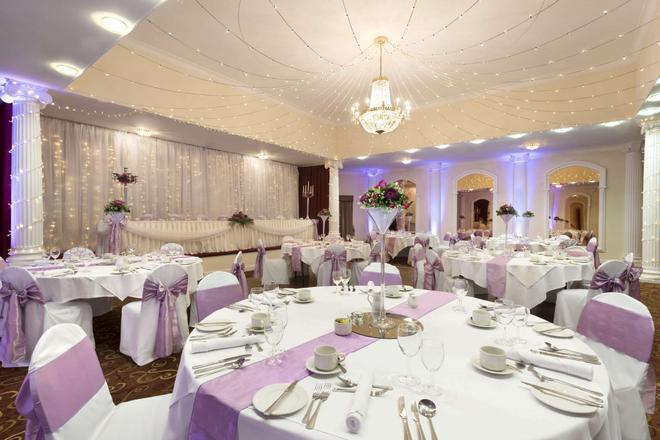 Ramada Resort by Wyndham Cwrt Bleddyn Hotel & Spa - Usk - Sala de banquetes