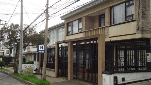 Gaia Casa Boutique - Bogotá - Rakennus