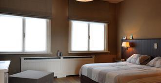 'T Ponton - Nieuwpoort - Bedroom