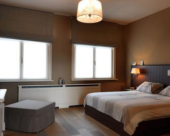 'T Ponton - Nieuwpoort - Schlafzimmer