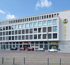 B&B Hotel Halle-Saale