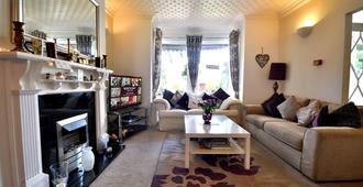 North Bay Guest House - Scarborough - Sala de estar