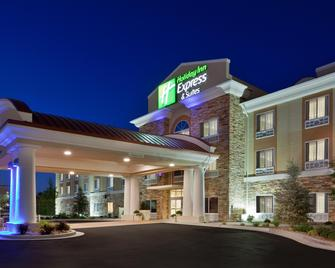 Holiday Inn Express & Suites Twin Falls - Твін-Фоллс - Building