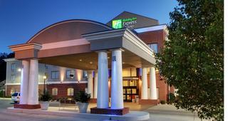 Holiday Inn Express Hotel & Suites Meridian, An IHG Hotel - מרידיאן