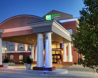 Holiday Inn Express Hotel & Suites Meridian - Meridian - Bina
