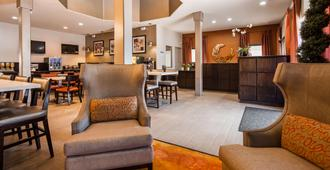 Best Western Royal Palace Inn & Suites - Los Angeles - Lobby