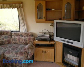 Caravan by Sea - Pwllheli - Living room