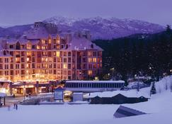 Pan Pacific Whistler Mountainside - Whistler - Edificio