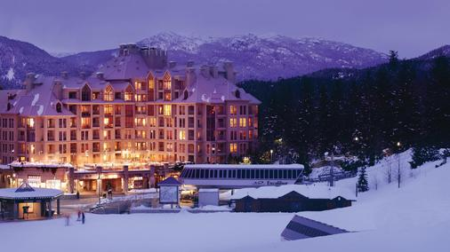 Pan Pacific Whistler Mountainside - Whistler - Rakennus