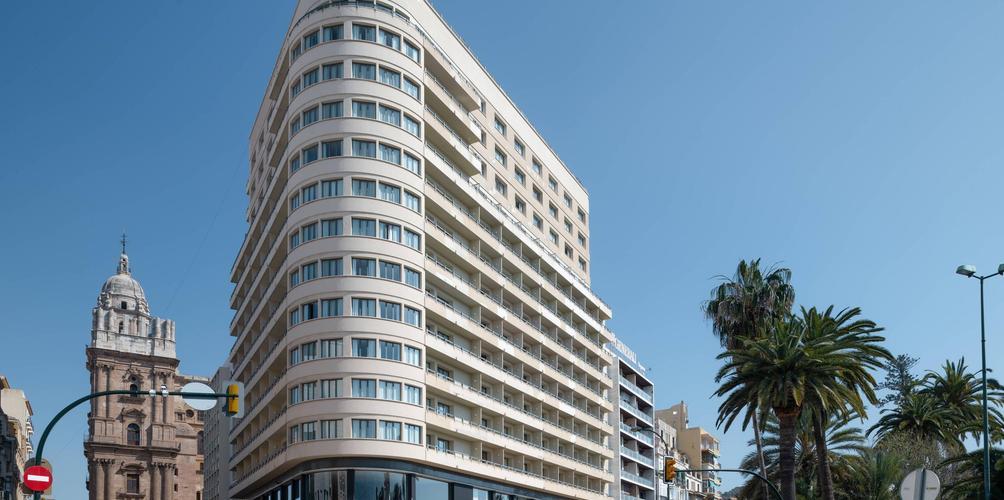 Ac Hotel By Marriott Málaga Palacio Desde 138 Hoteles En Málaga Kayak