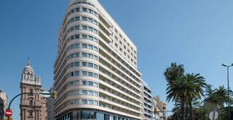AC Hotel Málaga Palacio by Marriott - Μάλαγα - Κτίριο