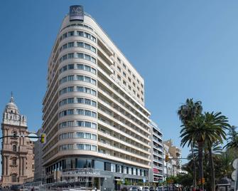 AC Hotel Málaga Palacio by Marriott - Malaga - Budynek