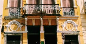 186 Lapa Central Hostel - Рио-де-Жанейро - Здание