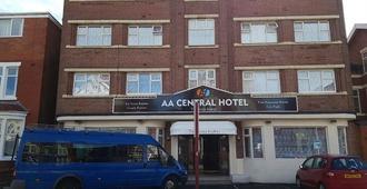 Aa Central Hotel - Blackpool - Rakennus