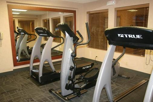 Auburn Place Hotel And Suites - Cape Girardeau - Gym