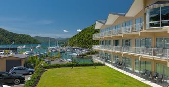 Picton Beachcomber Inn - Picton - Edificio