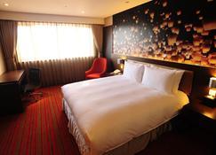 Tao Garden Hotel - Taoyuan - Bedroom