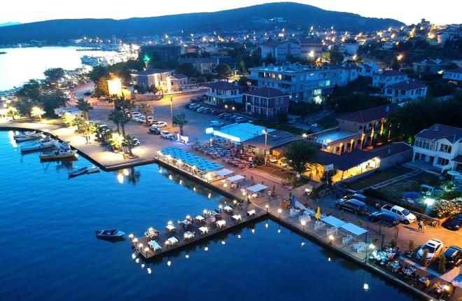 Cunda Deniz Hotel - Ayvalık - Cảnh ngoài trời