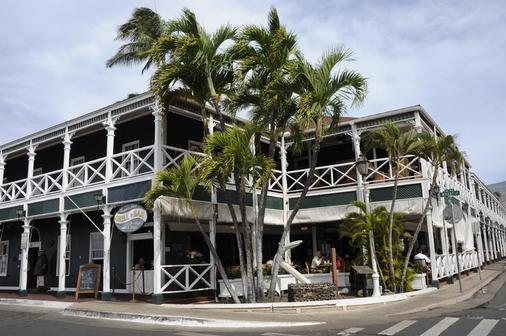 Best Western Pioneer Inn - Lāhainā - Gebäude