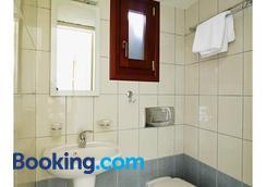 Chateau Zevgoli - Naxos - Bathroom