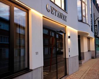 Getaway Studios Brussels Airport - Zaventem - Gebouw