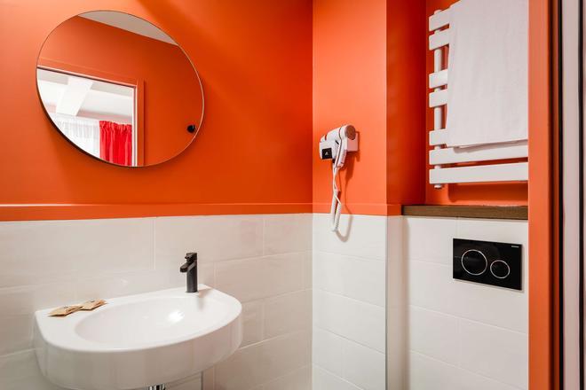 中央之星別墅酒店 - 巴黎 - 巴黎 - 浴室