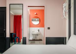 中央之星別墅酒店 - 巴黎 - 巴黎 - 臥室