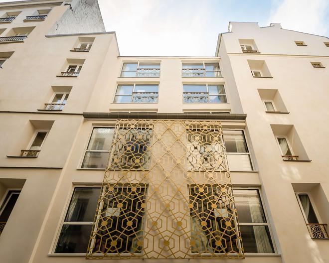 中央之星別墅酒店 - 巴黎 - 巴黎 - 建築