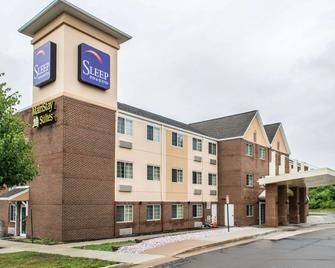 Sleep Inn & Suites Pittsburgh - Pittsburgh - Building