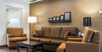 Sleep Inn & Suites Pittsburgh - Pittsburgh - Sala de estar