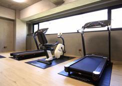 Hotel R14 - Kaohsiung - Gym