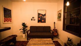 Traditional Apartment - Hostel - Takamatsu - Sala de estar