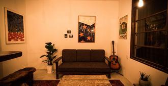 Traditional Apartment - Hostel - Takamatsu - Living room