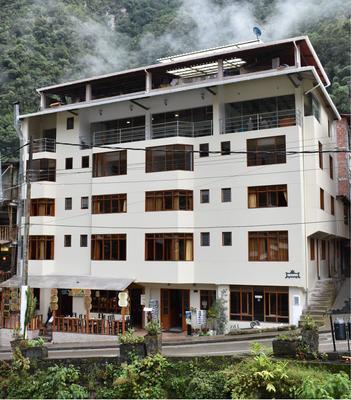 Hotel Casa de Luz - Pequeña Casita - Machu Picchu - Building