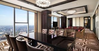 Sheraton Shanghai Waigaoqiao Hotel - Xangai - Quarto
