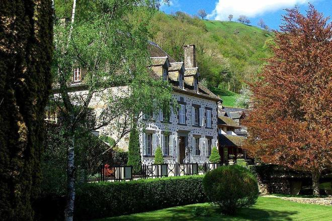 Hostellerie de la Maronne - Saint-Martin-Valmeroux