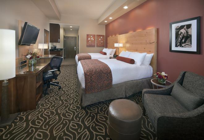 Best Western Premier Ivy Inn & Suites - Cody - Phòng ngủ