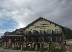 Best Western Premier Ivy Inn & Suites - Cody - Building