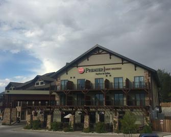 Best Western Premier Ivy Inn & Suites - Cody - Building